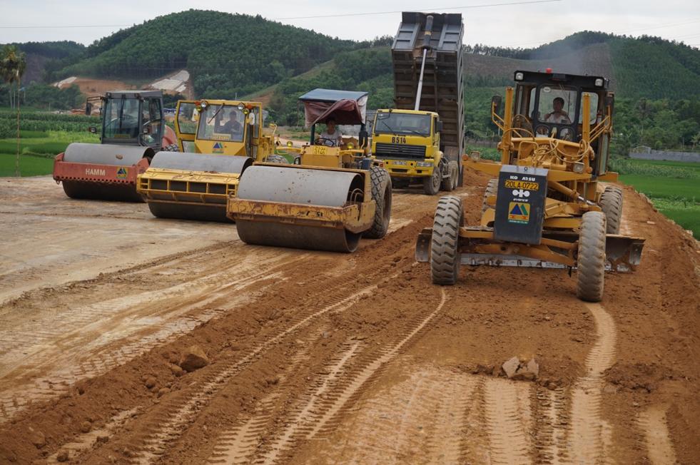 Công ty Hoàng Hải tham gia và hoàn thành các dự án trọng điểm của tỉnh